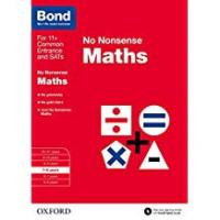 Bonds Bond: Maths No Nonsense: 7-8 years