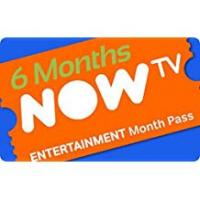 Entertainment 6 Months Sky Entertainment PASS For Now Tv