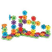 Gears Learning Resources Gears Gears Gears Deluxe Building Set - Multi-Coloured