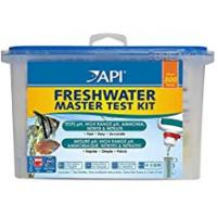 Tropical Fish API Aquarium Freshwater Master Test Kit, 800-Piece