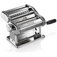 Pasta Marcato Atlas 150 pasta machine Chrome, Silver Wellness