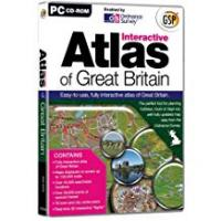 Survey Softwares GSP OS Interactive Atlas of Great Britain (PC)