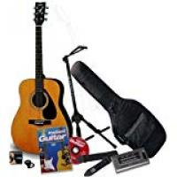 Guitars Yamaha F310 Acoustic Guitar Pro Pack