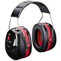 Hearing Protection 3M Peltor H540A-411-SV Optime III Ear Muffs
