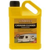 Caravans Fenwicks Caravan Cleaner - Yellow, 1 Litres