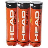 Tennis HEAD Radical Tennis Balls, Triple Pack (12 Balls)