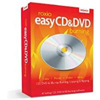 Burning Softwares Roxio Easy CD & DVD Burning