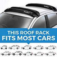 Kayak Racks for Your Boats [Sponsored]HandiRack - Universal Inflatable roof rack bars (Black) - Rooftop cargo carrier - Fits most cars