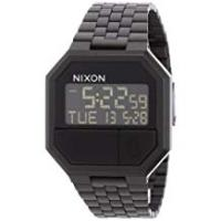 Nixon Watches Nixon Unisex Digital Quartz Watch with Stainless Steel Bracelet – A158001-00