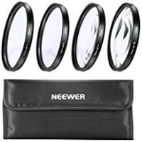 Camera For Close Up Pictures Neewer® 58mm +1+2+4+10 Close-Up Macro Filter Set for Canon Nikon Sony Samsung Pentax and Other Digital SLR Camera Lens with 58mm Filter Thread