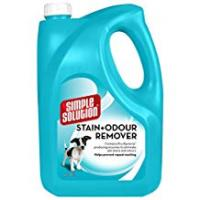 Pets Simple Solution Stain and Odour Remover for Dogs, 4 Litre