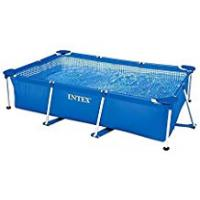 Swimming Pools Intex 28270 Rectangular Pool, without Filter Pump, 220 x 150 x 60 cm