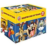 Cartoons Looney Tunes Big Faces Box Set