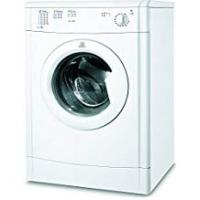 Dryers Indesit IDV75 Vented Tumble Dryer 7 Kilogram B Energy Rating White