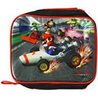 Action Baby Carriers Nintendo Mario Lunch Bag Mario Kart DS