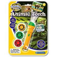 Animals Brainstorm Toys Animal Torch and Projector
