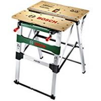 Router Tables Bosch Work Bench PWB 600 (4 blade clamps, cardboard box, max. load capacity: 200 kg)