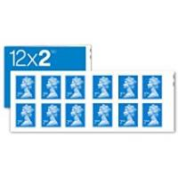 Stamps 12 x 2nd Class Standard Self Adhesive Postage Stamps