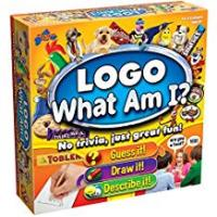 LOGO What Am I? Logo Family Board Game