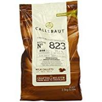 Chips Callebaut milk chocolate chips (callets) 2.5kg