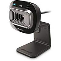Webcams L2 LifeCam HD-3000 Win USB Port EMEA EG EN/DA/FI/DE/IW/HU/NO/PL/RO/SV/TR,black