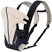 Baby Slings [Sponsored]Ecosusi Classic Front and Back Baby Carrier
