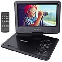 Dvd Player With Rechargeable Batteries DBPOWER 9.5