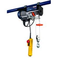 Electric Hoists FERM LHM1011 Electric Lever Hoist - Garage Hoist - 500W - Max. lifting 250Kg - 550Lbs - Max. Lifting Height 12 Metre