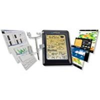 Spam Filters Weather Station Wireless WS1093 with Touch Screen & Internet Upload + Free Beginner's Guide