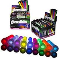 Premium Glowhouse Glow Sticks - 50 x 6
