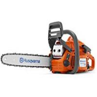 Husqvarna Garden Tractors Husqvarna 135 Petrol Chainsaw, Black/Orange