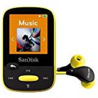 Mp3 Players SanDisk Clip Sport 8 GB MP3 Player - Yellow