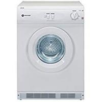 Dryers White Knight B44AW 6kg Freestanding Vented Tumble Dryer - White