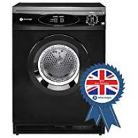 Dryers [Sponsored]White Knight C44A7B 7kg Freestanding Vented Tumble Dryer - Black