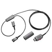 Plantronics Headphone Splitters Y AdapterTrainer w/Mute Y AdapterTrainer w/Mute
