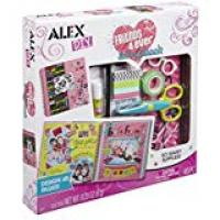 Alex Toys Kids Crafts Alex Toys Friends 4 Ever Scrapbook Kit with 48-Page Hardcover Book Craft
