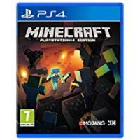 Playstation Games Minecraft (PS4)