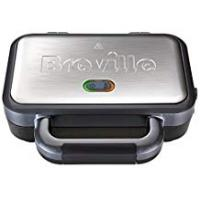 Toaster [Sponsored]Breville VST041 Deep Fill Sandwich Toaster, Stainless Steel - Silver