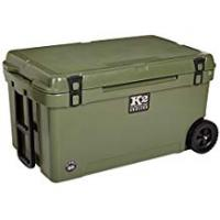 Boat Coolers K2 Coolers Summit 60 Cooler with Wheels