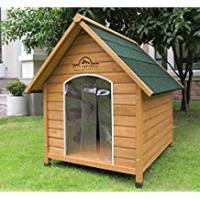 Dog Kennels [Sponsored]Pets Imperial® Medium Wooden Sussex Dog Kennel With Removable Floor For Easy Cleaning B
