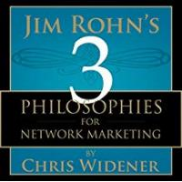 Network Marketings Jim Rohn's 3 Philosophies for Network Marketing Success