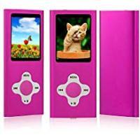 Mp3 Players MP3 Player Music Media ES Traders 8GB With Radio, Voice Recorder, Games 4th Generation