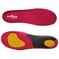 Walking And Standing Shoes FootActive WORKMATE Insoles – Best Shock-Absorbing and Comfortable Insoles for Workers on Their Feet All Day – Full-Length Orthotic Insole Fits Most Types of Footwear for Maximum Walking Comfort