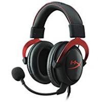 Headsets HyperX Cloud II Gaming Headset PC/PS4/Mac/Mobile, Red