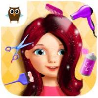 Haircares Sweet Baby Girl Beauty Salon - Manicure, Makeup and Hair Care