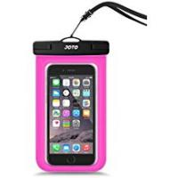 Case For Iphone 6 Waterproof Iphone 4 Cases Universal Waterproof Case, JOTO Cellphone Dry Bag Pouch for iPhone Xs Max/XR/X/8/7/7 Plus/6S Plus, Samsung Galaxy S9 Plus/ S8 Plus/Note 8 6 5 4, Huawei Mi Moto Nokia Pixel, up to 6.0