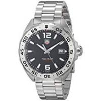 Tag Heuer Watches TAG Heuer Men's WAZ1112.BA0875 Formula 1 Stainless Steel Watch