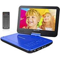 Dvd Player With Rechargeable Batteries DBPOWER® 10.5