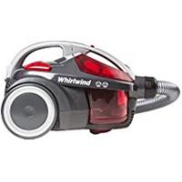 Vacuum Cleaners [Sponsored]Hoover SE71_WR01001 Whirlwind Bagless Cylinder Vacuum Cleaner, [SE71WR01], Grey & Red, 700 W