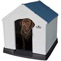 Easipet XL Plastic Dog Kennel, Weatherproof for Outdoor Use (939)